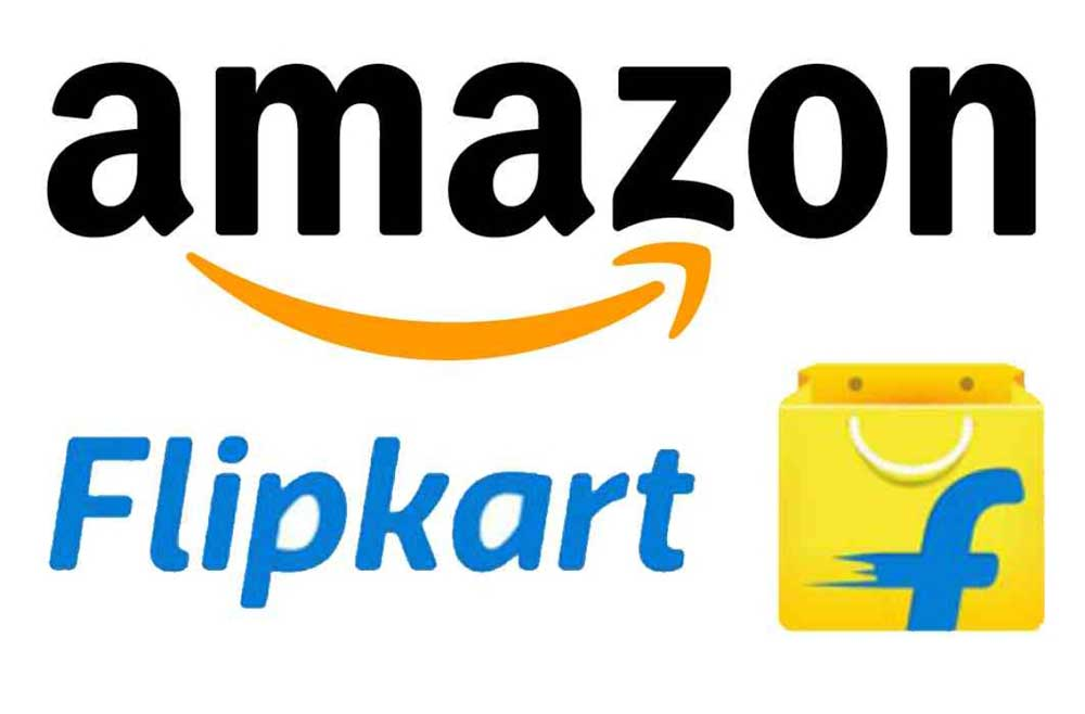 amazon and flipkart delivery