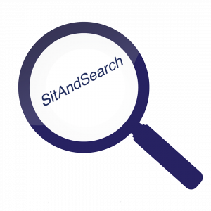 Sit and search logo