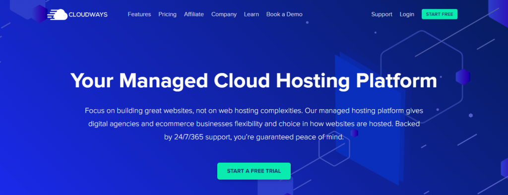 cloudways best web hosting in india