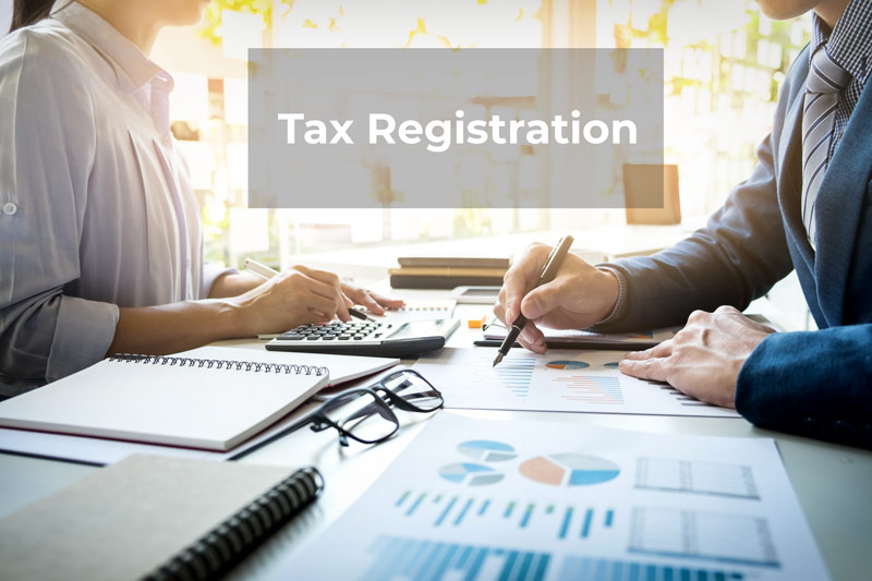 Tax Registration for business