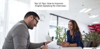 How to Improve English Speaking for Interview